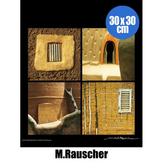 SPECIAL RUN, Michel Rauscher - Poster 30 x 30 cm