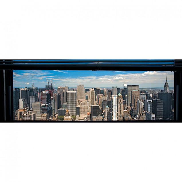 Vue sur Midtown Manhattan
