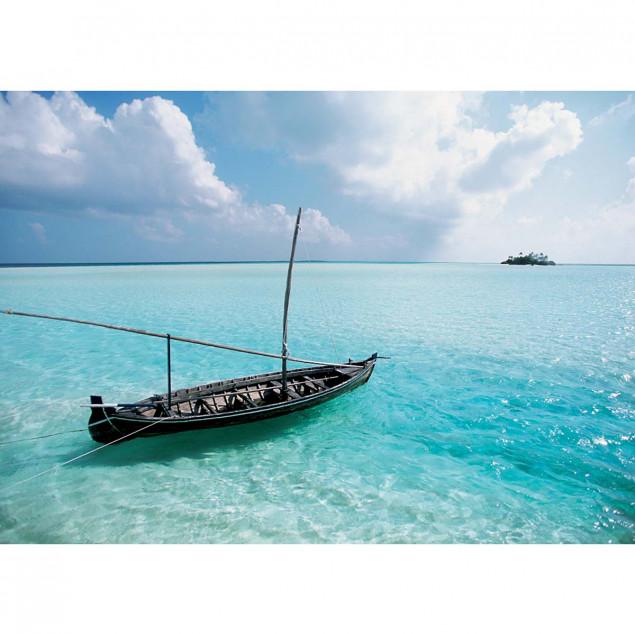 Maldives, WALLIS - 50 x 70 cm