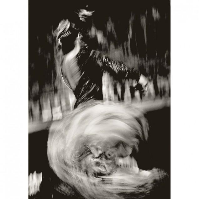 Flamenco poster, Jullette Valtiendas