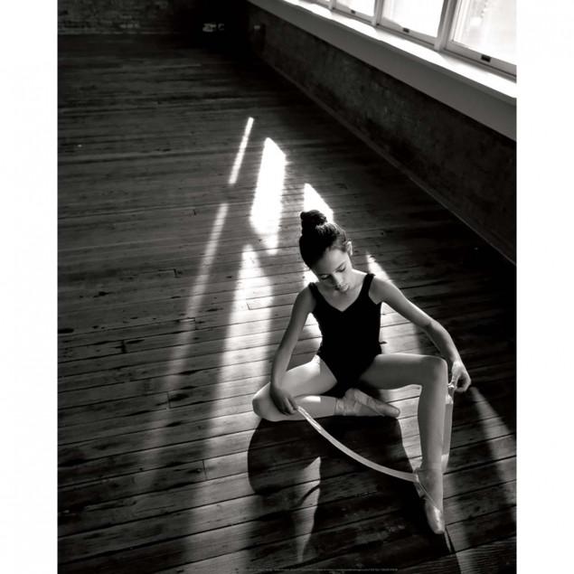 The Little Ballerina Poster - J. T. Wong