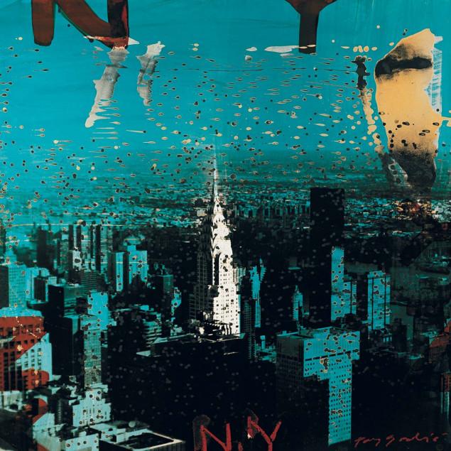 NY poster, Tony Soulie
