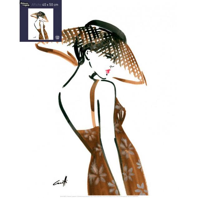 Affiche Alexandra, M. CANETTI 40x50 cm
