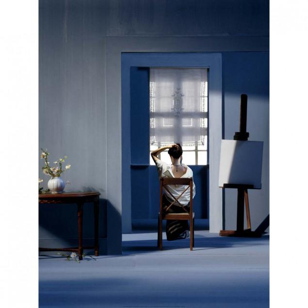 Lost in Meditation Poster, Christophe Clark & Virg