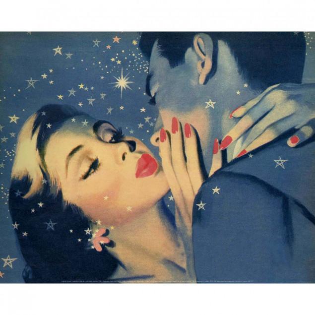 """Illustration tirée de """"John Bull"""", années 1950"""