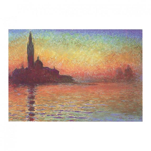 San Giorgio Maggiore, twilight