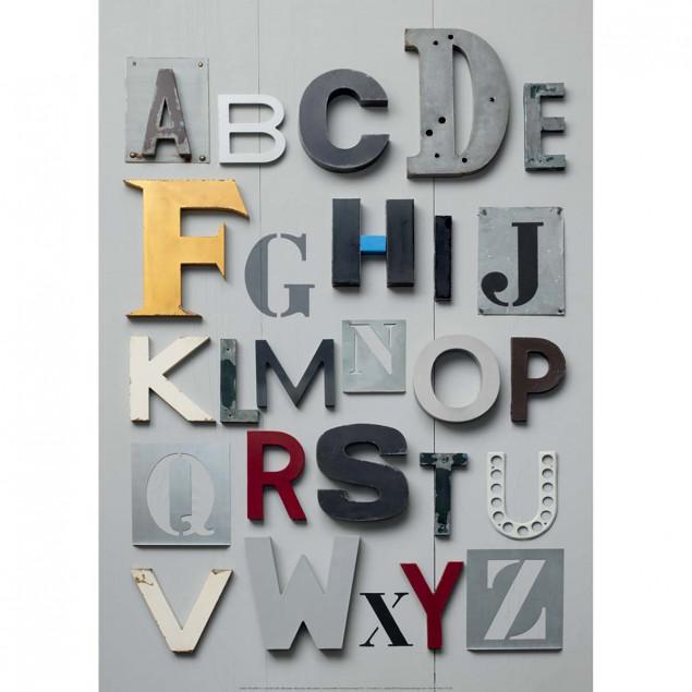 A to Z Poster - Soulayrol / Gaillard - 50x70 cm