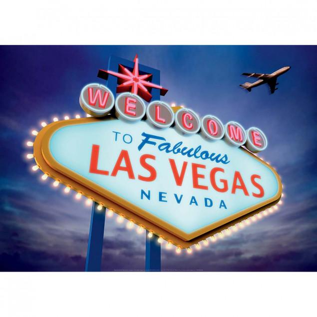 Affiche Walcome to Las Vegas - 50x70cm