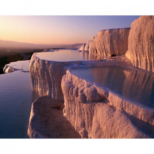 Terraced Thermal Pools, Turkey