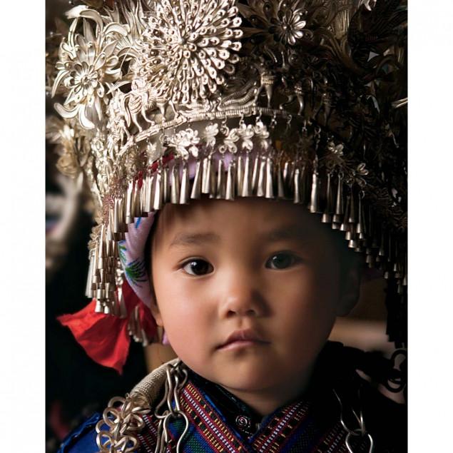 Chinese girl, Ghizhou