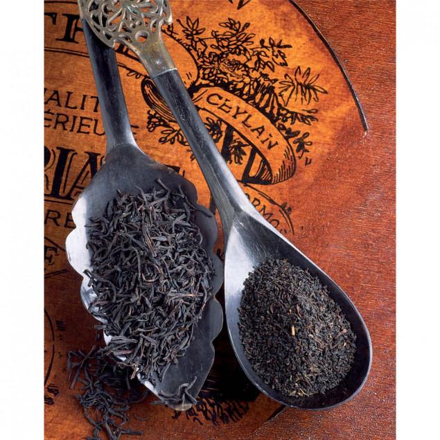 Two Ceylon teas