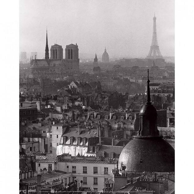 Paris poster, 1950, Paul Pougnet