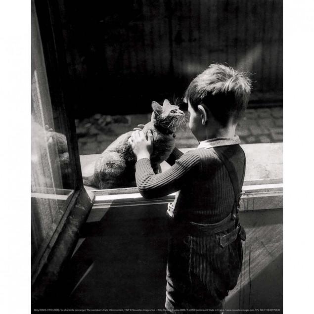 The caretaker's Cat