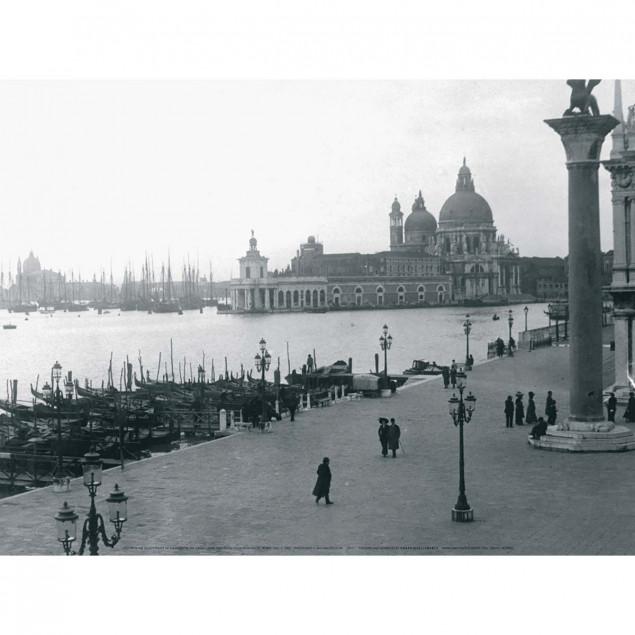 Affiche Santa Maria della Salute, Venise, Italie -