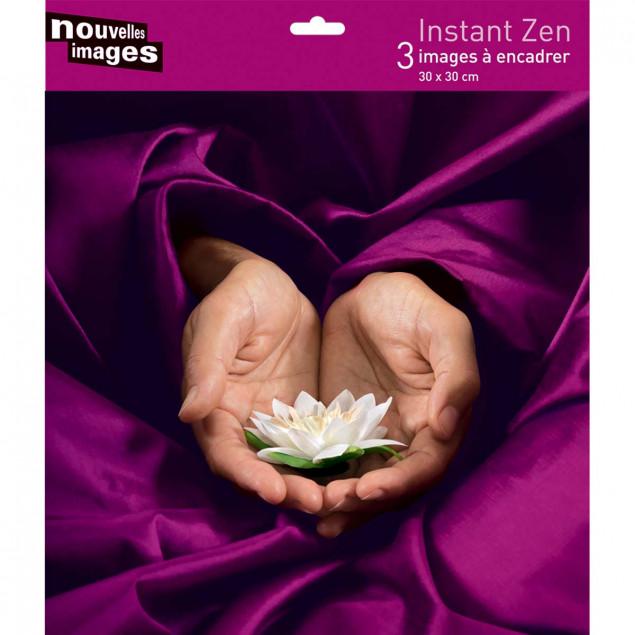 Zen Moment - 3 30 x 30 cm posters