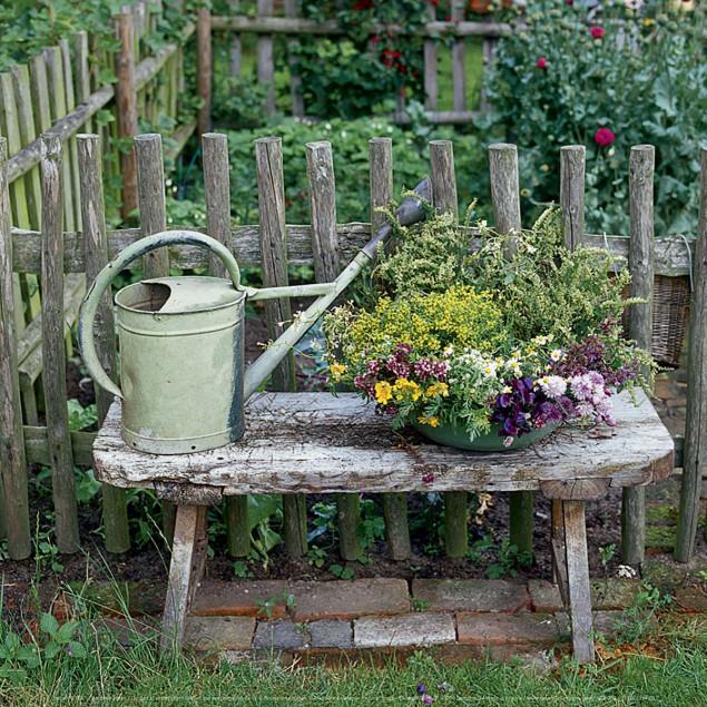 Garden of yesteryear