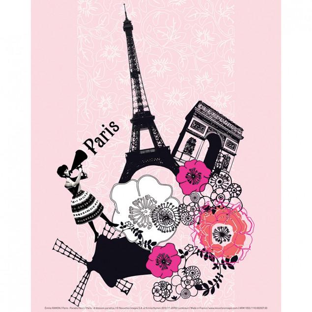 Paris : A blossom paradise