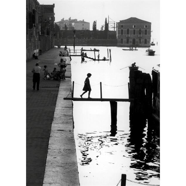 Printed Canvas Fondamenta Nuove, Venice, - W. RONI
