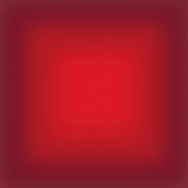 Red Halo, Anna DANI - Printed canvas 90 x 90 cm