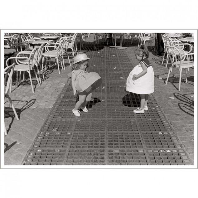 Barcelonetta card - Dona Ann McAdams