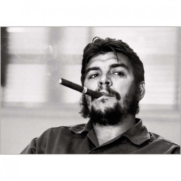 Che Guevara, Havana, Cuba, 1963