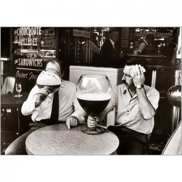 Café Terrace, 1971 Heat wave