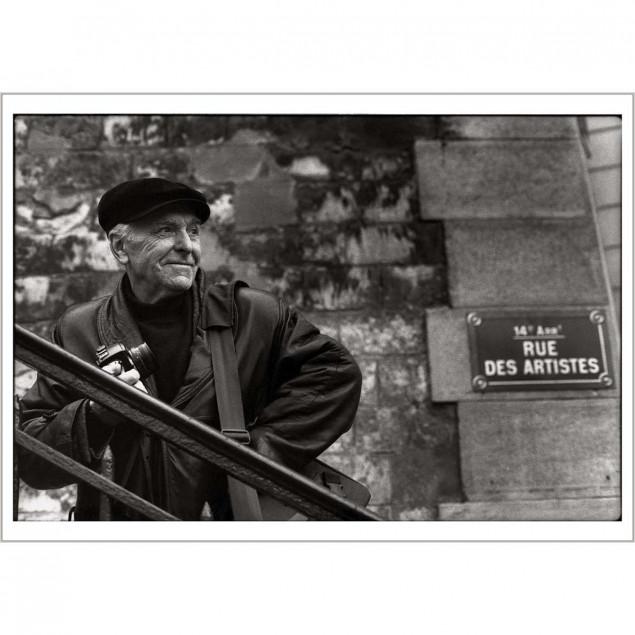 Card by Robert Doinseau, Paris 1992 - C. LOUIS