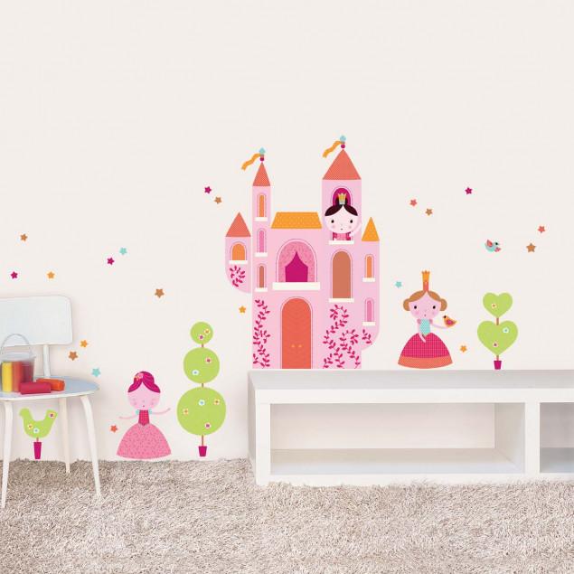 Fairy tale wall sticker