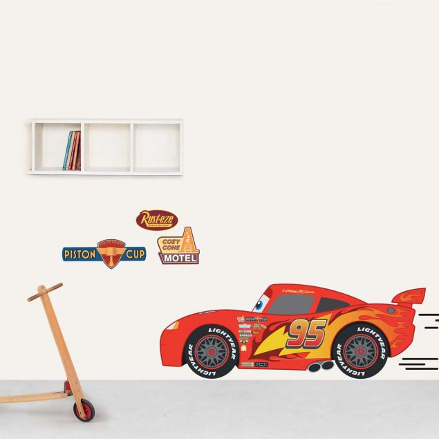 XXL Cars profile wall sticker