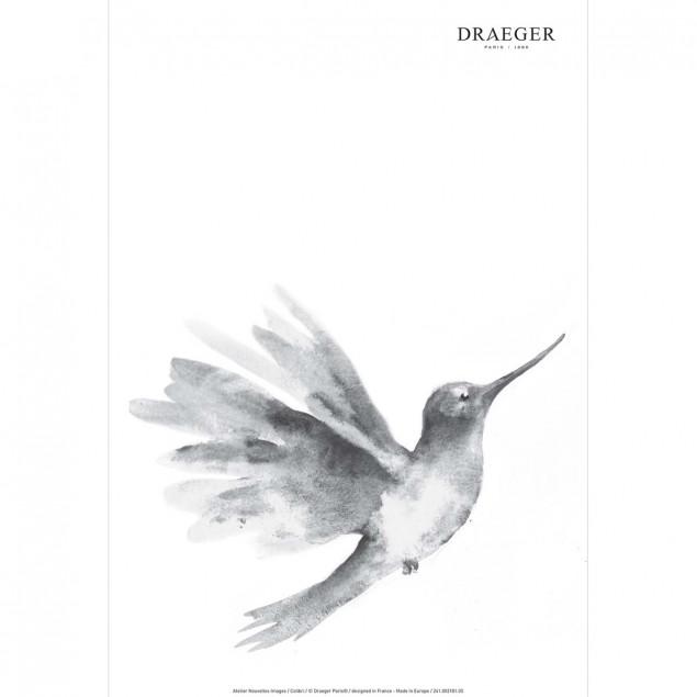 Transfer Wall Sticker Hummingbird 26 x 36 cm
