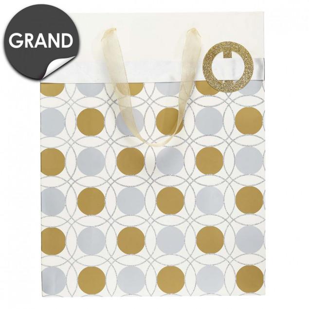 Dots gift bag