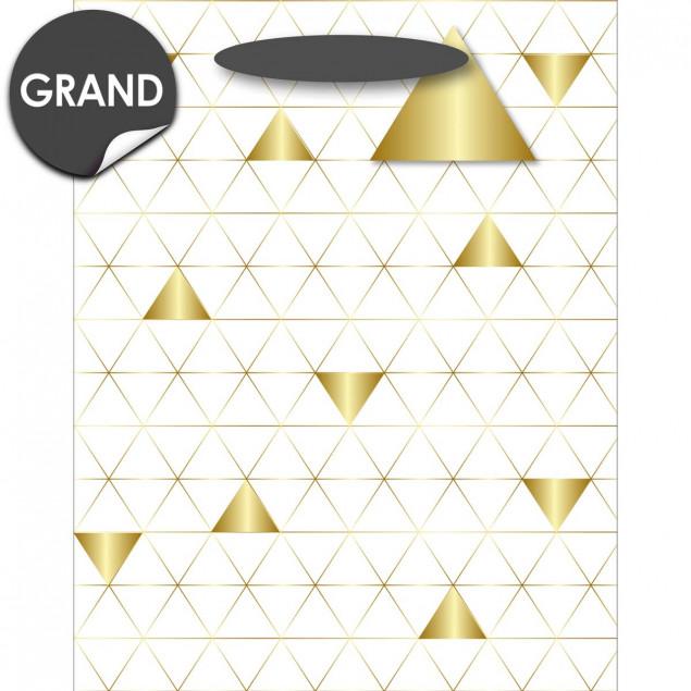 Golden Triangles gift bag