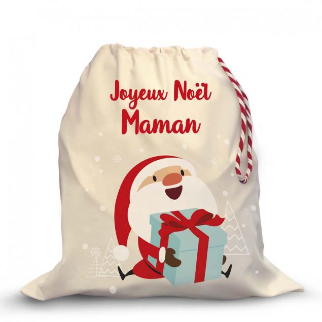 Joyeux Noel Mere Noel.Hotte Du Pere Noel Joyeux Noel Maman