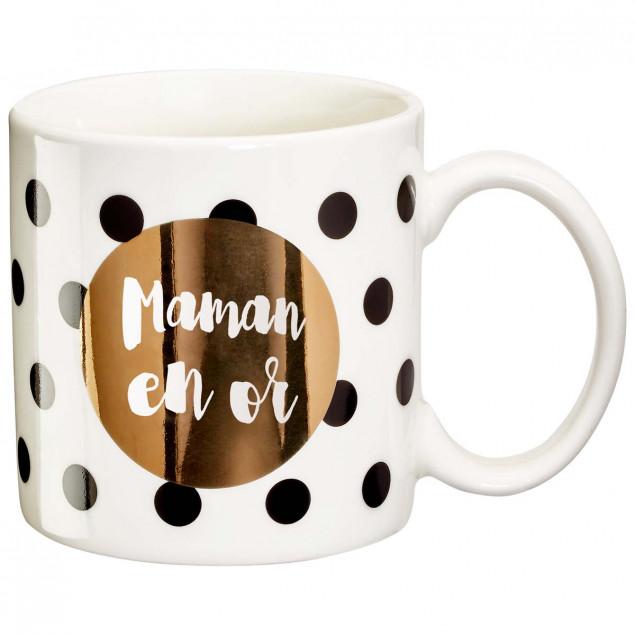 Gift mug Golden Mum