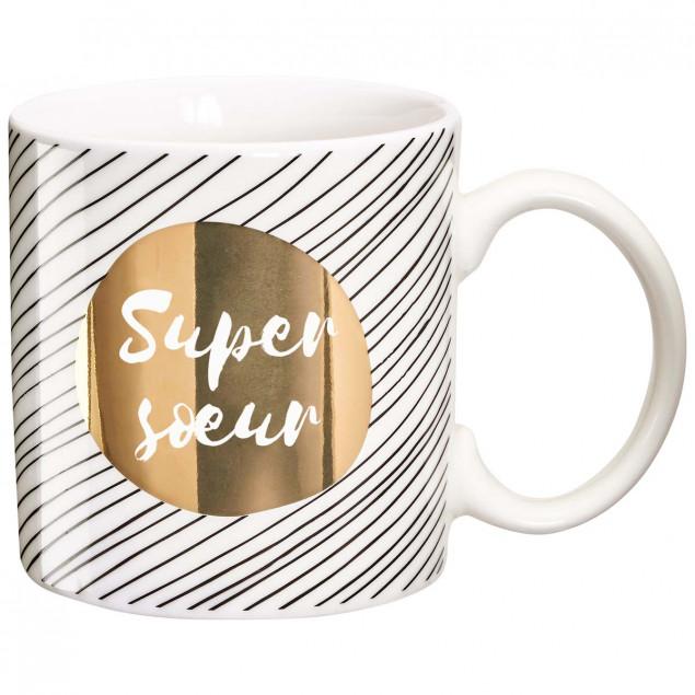 Gift mug Super sister
