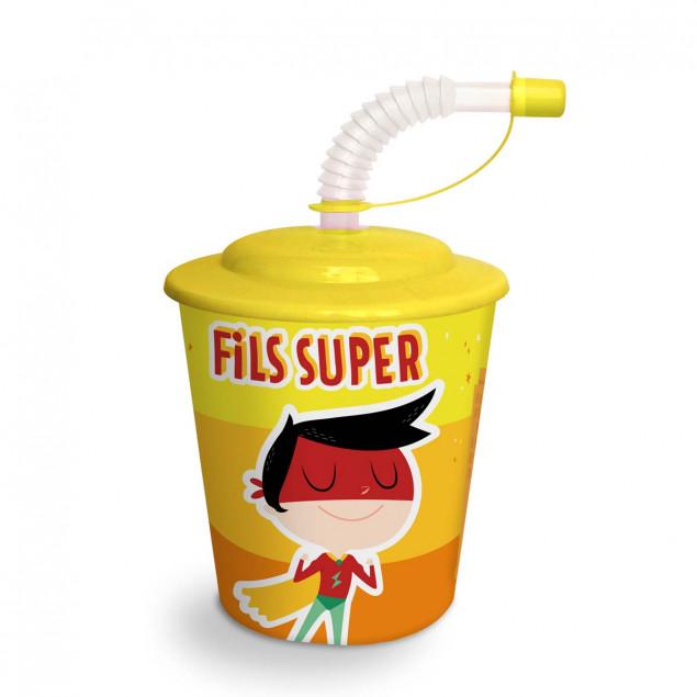 """""""Beaker """"""""Fils Super"""""""" (Super Son)"""""""