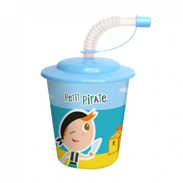 """Beaker """"Petit Pirate"""" (Little Pirate)"""