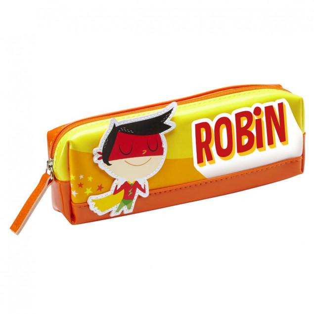 Kids Pencil case Robin