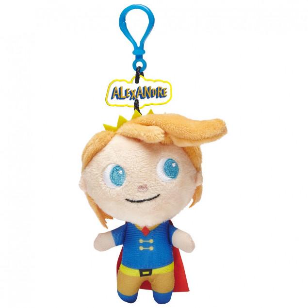Soft toy keyring Alexandre