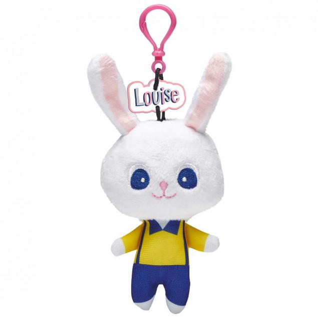 Soft toy keyring Louise