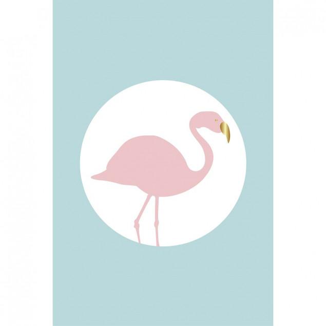 Flamingo graphic card