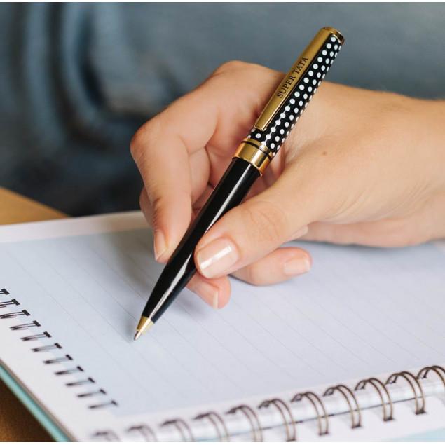 """""""Retractable ballpoint pen """"""""super tata"""""""" (super a"""