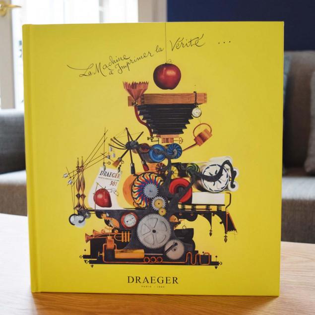 Livre Les pages d or de l'édition DRAEGER