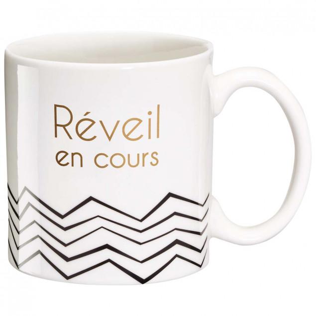 Gift mug Réveil en cours