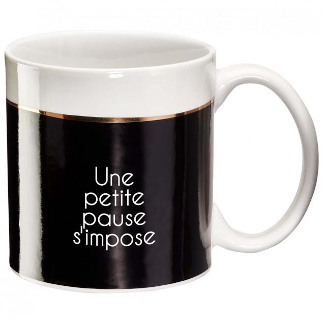 Gift mug Une petite pause s'impose