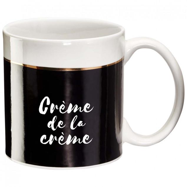 Crème de la crème gift mug
