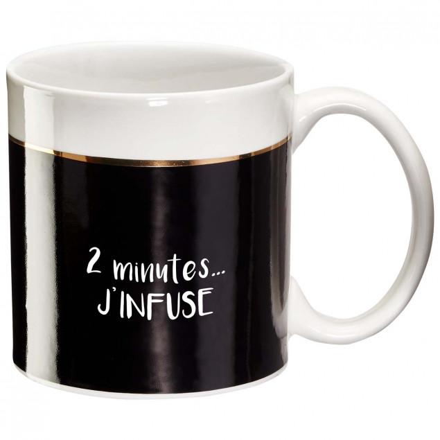 Gift mug 2 minutes... I'm infusing