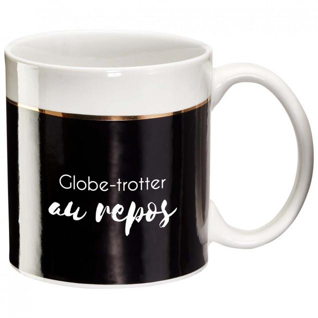 Globe Trotter gift mug