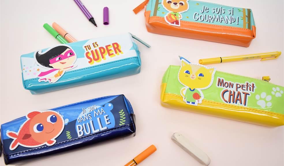 <p>Pencils cases for kids</p>