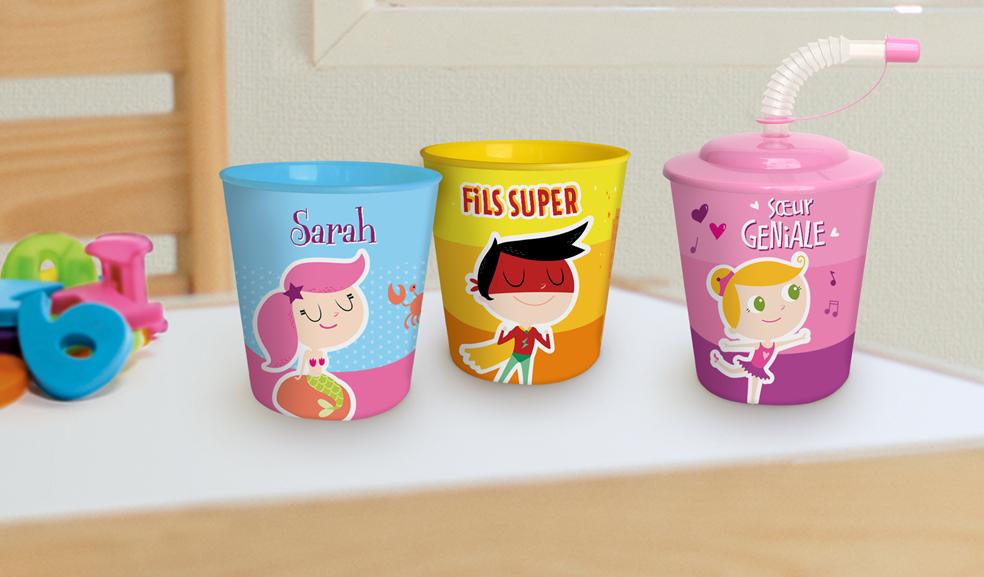 <p>Kids cups</p>